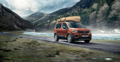 Peugeot Rifter active pack análisis y opiniones en renting barato