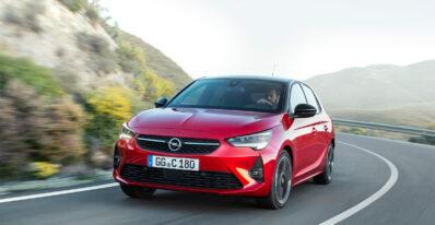 Opel Corsa en renting barato