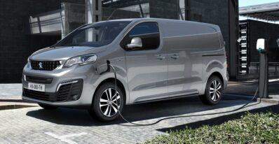 Peugeot e-expert expert en renting barato opiniones análisis