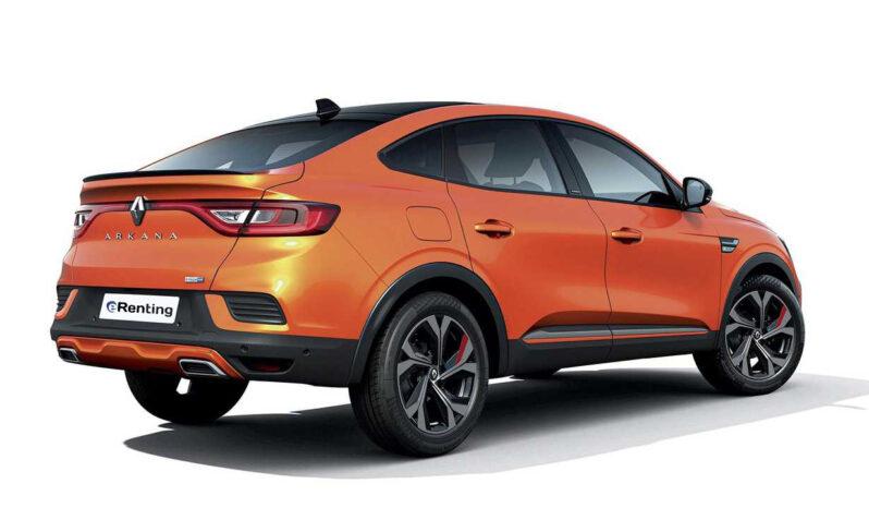 Renault Arkana Zen E-Tech lleno