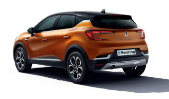 Renault Captur Intens lleno