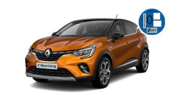 Renault Captur Cero