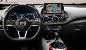 Nissan Juke N-Connecta lleno